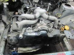 Двигатель в сборе. Subaru: Exiga, Legacy, Forester, Legacy B4, Impreza Двигатель EJ204