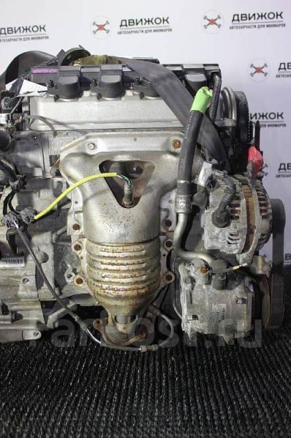 Двигатель в сборе. Honda: Civic Ferio, Integra SJ, Civic, Domani, Civic Shuttle, Concerto, Partner, Capa, CR-X Isuzu Gemini, MJ4, MJ3 Двигатель D15B
