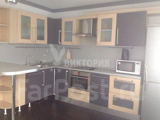 3-комнатная, улица Нейбута 21. 64, 71 микрорайоны, агентство, 58 кв.м. Кухня