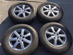 """215/70 R16 Bridgestone Blizzak DM-V1 литые диски 5х114.3 (L17-1610). 6.5x16"""" 5x114.30 ET38"""