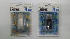 Флешки USB 2.0. 4 Гб