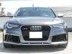 Audi RS6 Avant. автомат, 4wd, 4.0, бензин, 19 800тыс. км, б/п. Под заказ