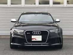 Audi RS6 Avant. автомат, 4wd, 4.0, бензин, 11 000тыс. км, б/п. Под заказ