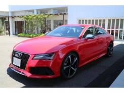 Audi RS7. автомат, 4wd, 0.4, бензин, 4 000тыс. км, б/п. Под заказ