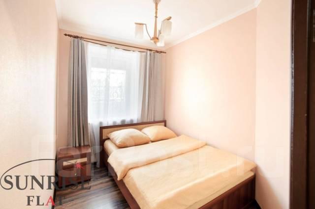 3-комнатная, улица Адмирала Фокина 19. Центр, 65кв.м.