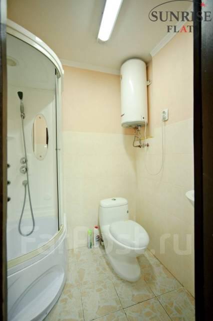 3-комнатная, улица Адмирала Фокина 19. Центр, 65кв.м. Ванная