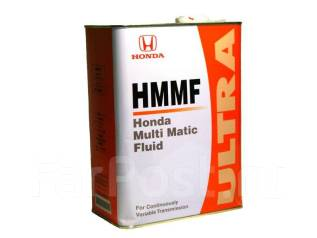 Honda HMMF. Вязкость ISO VG 10