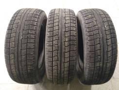 Bridgestone Blizzak MZ-02. Зимние, без шипов, 2007 год, износ: 20%, 3 шт