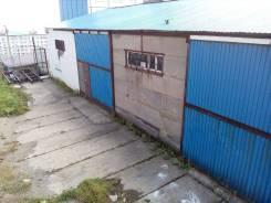 Боксы гаражные. улица Волкова 3, р-н Тихая, 203 кв.м., электричество, подвал. Вид снаружи