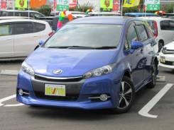 Toyota Wish. вариатор, передний, 1.8, бензин, 10 400 тыс. км, б/п. Под заказ