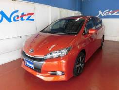Toyota Wish. вариатор, передний, 1.8, бензин, 23 000 тыс. км, б/п. Под заказ
