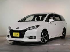 Toyota Wish. вариатор, передний, 1.8, бензин, 55 000 тыс. км, б/п. Под заказ