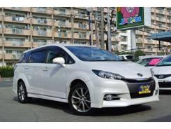Toyota Wish. вариатор, передний, 2.0, бензин, 23 400 тыс. км, б/п. Под заказ
