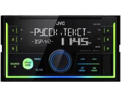 Автомагнитола JVC KW-X730/2DIN/USB/MP3/iPod/Android