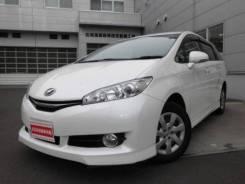 Toyota Wish. вариатор, 4wd, 1.8, бензин, 65 000 тыс. км, б/п. Под заказ