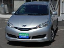 Toyota Wish. вариатор, 4wd, 1.8, бензин, 68 000 тыс. км, б/п. Под заказ