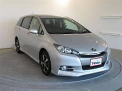 Toyota Wish. вариатор, передний, 1.8, бензин, 7 000 тыс. км, б/п. Под заказ