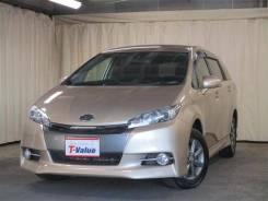 Toyota Wish. вариатор, 4wd, 1.8, бензин, 84 000 тыс. км, б/п. Под заказ
