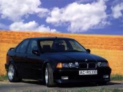 Стекло противотуманной фары. BMW 3-Series, E36