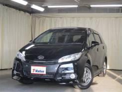 Toyota Wish. вариатор, передний, 1.8, бензин, 33 000 тыс. км, б/п. Под заказ