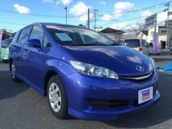 Toyota Wish. вариатор, 4wd, 1.8, бензин, 43 000 тыс. км, б/п. Под заказ