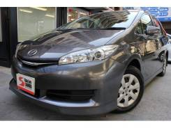 Toyota Wish. вариатор, передний, 1.8, бензин, 52 000 тыс. км, б/п, нет птс. Под заказ