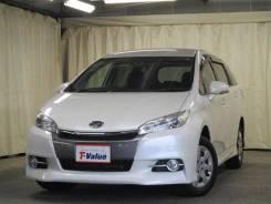 Toyota Wish. вариатор, 4wd, 1.8, бензин, 31 000 тыс. км, б/п. Под заказ