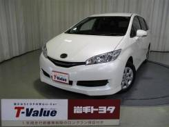 Toyota Wish. вариатор, 4wd, 1.8, бензин, 81 000 тыс. км, б/п. Под заказ