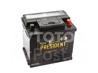 President. 60А.ч., производство Корея