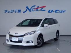 Toyota Wish. вариатор, 4wd, 1.8, бензин, 5 800 тыс. км, б/п. Под заказ