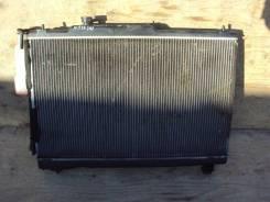 Радиатор охлаждения двигателя. Toyota Estima, ACR30, ACR30W