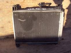Радиатор охлаждения двигателя. Toyota Vitz, SCP10