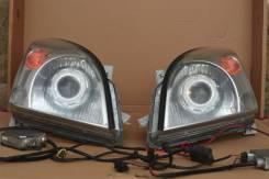 Фара. Toyota Land Cruiser Prado, GRJ120, GRJ120W, GRJ125, GRJ125W, KDJ120, KDJ120W, KDJ125, KDJ125W, LJ120, RZJ120, RZJ120W, RZJ125, RZJ125W, TRJ120...