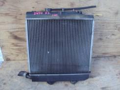 Радиатор охлаждения двигателя. Mazda Demio, DW3W