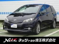 Toyota Wish. вариатор, передний, 2.0, бензин, 35 000 тыс. км, б/п. Под заказ