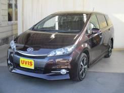 Toyota Wish. вариатор, передний, 1.8, бензин, 57 000 тыс. км, б/п. Под заказ