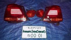 Стоп-сигнал. Lexus GS300, JZS160 Toyota Aristo, JZS160, JZS161 Двигатели: 2JZGE, 2JZGTE