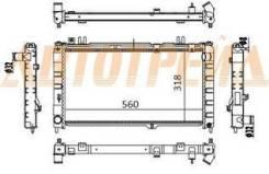 Радиатор lada granta 12-(трубчатый) Sat apт.SG-LD0001