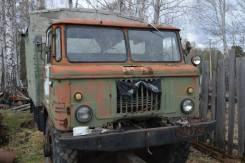 ГАЗ 66. Газ66, 3 000 куб. см., 2 000 кг.