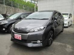 Toyota Wish. вариатор, передний, 1.8, бензин, 69 000 тыс. км, б/п. Под заказ