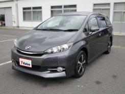 Toyota Wish. вариатор, передний, 1.8, бензин, 43 000 тыс. км, б/п. Под заказ