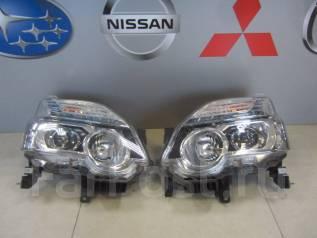 Фара. Nissan X-Trail, NT31, T31, DNT31, T31R, TNT31 Двигатели: QR25DE, M9R, MR20DE