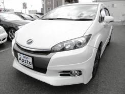 Toyota Wish. вариатор, передний, 2.0, бензин, 24 300 тыс. км, б/п. Под заказ