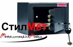 Сейф металлический мебельный взломостойкий AIKO T-140 KL (ВхШхГ) 140x195x140