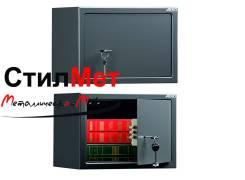 Сейф металлический мебельный взломостойкий AIKO T-250 KL (ВхШхГ) 250x350x250