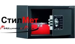 Сейф металлический мебельный взломостойкий AIKO T-200 EL (ВхШхГ) 200x310x200
