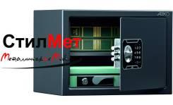 Сейф металлический мебельный взломостойкий AIKO T-250 EL (ВхШхГ) 250x350x250