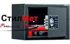 Сейф металлический мебельный взломостойкий AIKO T-230 EL (ВхШхГ) 230x310x250