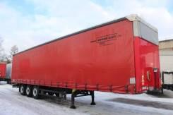 Schmitz S.CS. Штора Schmitz SCS 2011 года, 31 500 кг.