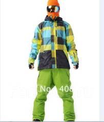 Куртка сноуборд, горные лыжи рост 170-180